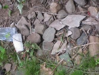 Asbestos Audits Queensland -AAQ PL - Asbestos Debris