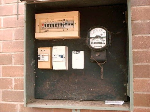 Asbestos Audits Queensland AAQ PL - Asbestos Electrical Backing Board