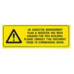 Asbestos Audits Queensland AAQ PL - Asbestos Main Entrance Registrar