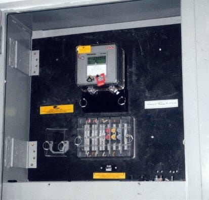 Asbestos Audits Queensland AAQ PL - Electrical Board Containing Asbestos