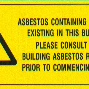 Asbestos Containing Material existing In This Building