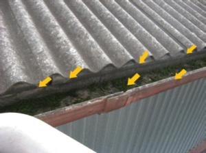 The Use Of Asbestos In Asbestos Roof