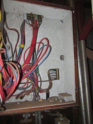 Asbestos Audits Queensland AAQ PL - Asbestos Electrical Box
