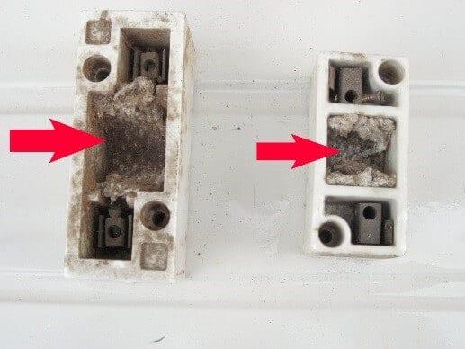 Asbestos Audits Queensland AAQ PL - Asbestos in Electrical Fuse