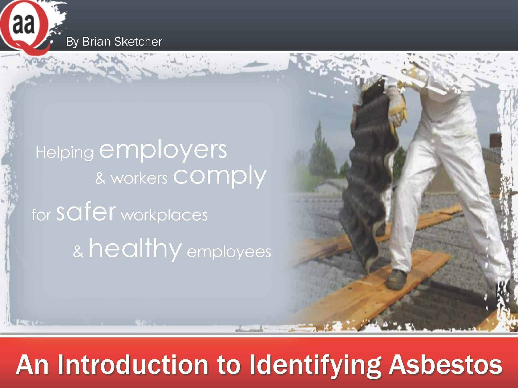 Audits Queensland AAQ PL - Asbestos Awareness Presentation