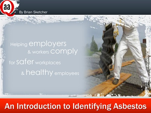 Audits Queensland AAQ PL -Presentation Asbestos Awareness